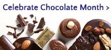 Celebrate Chocolate Month