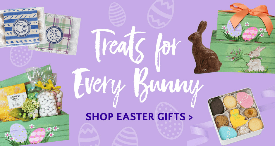 Easter Gifts and treats