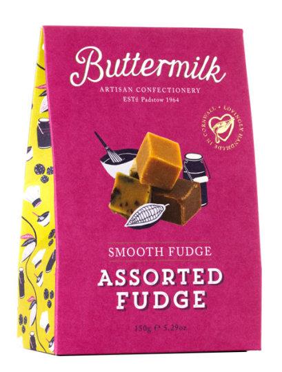 Buttermilk Assorted Fudge 150g