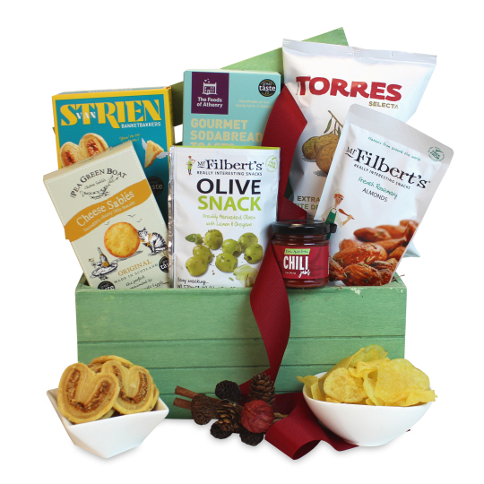 Chelsea Classic Savory Crate