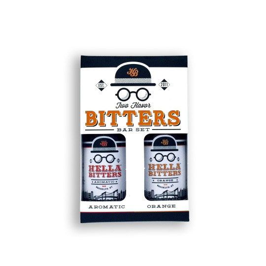 Hella Bitters Salt & Pepper Pack