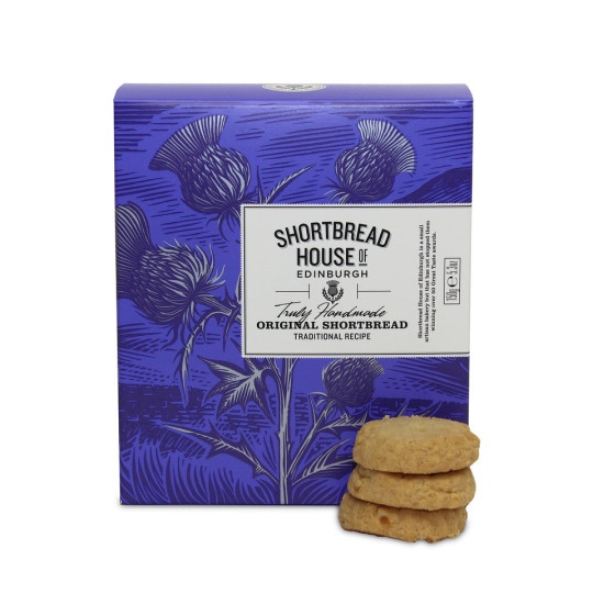 Shortbread House Original Mini Box 150g