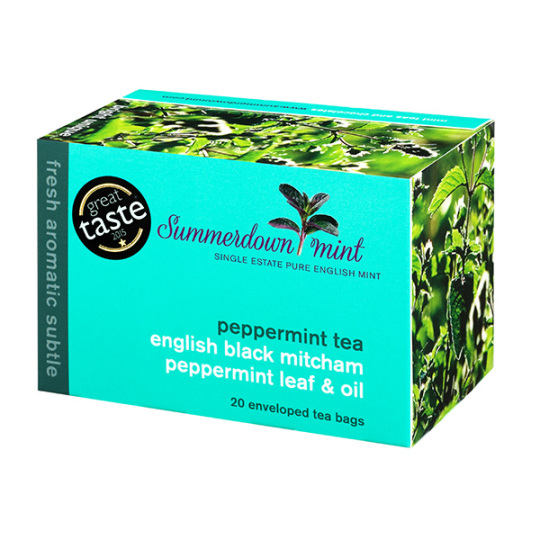 Summerdown Mint Tea