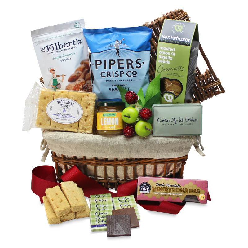 Gift basket coupon discount