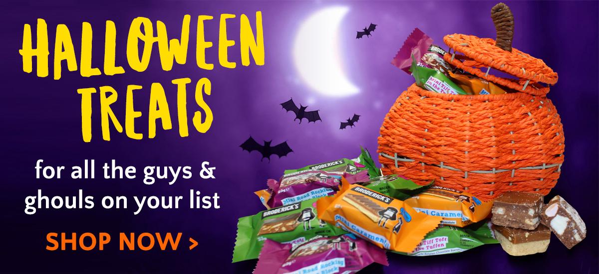 Halloween Treats & Gifts