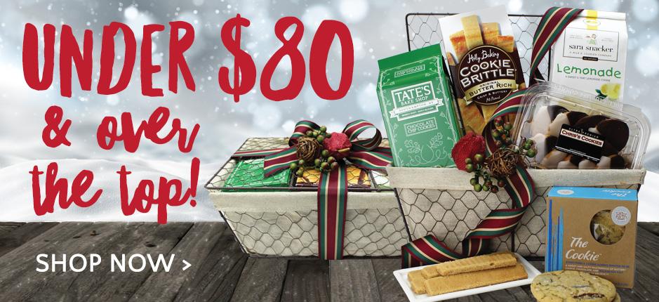 Gifts Under $80