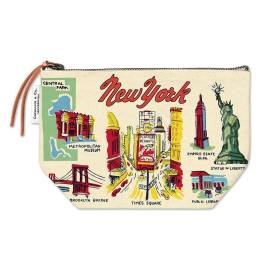 Cavallini New York City Icons Pouch