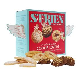 Van Strien Cookie Lovers Box 280g