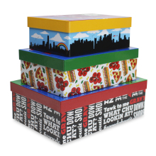 New Jersey Decorative Boxes (Set of 3)