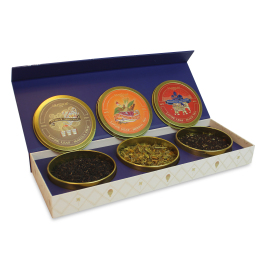 Vahdam Loose-Leaf Tea Trio