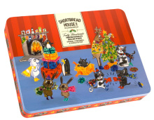 Shortbread House Christmas Selection Tin 270g
