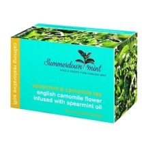Summerdown Spearmint & Camomile Tea
