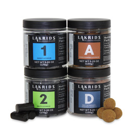 Lakrids Summer- Elderflower Chocolate Coated Licorice