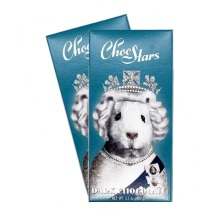 Choc Stars Bars - Queen (2-Pack)