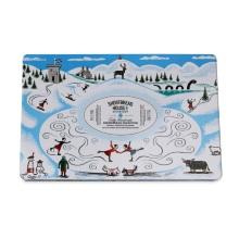 Shortbread House Holiday Selection Tin 500g