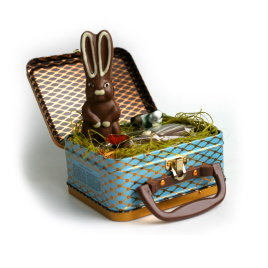 Mariebelle Double Bunnies Easter Lunch Box
