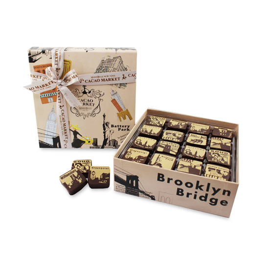 MarieBelle New  York Caramels (16pc)