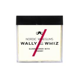 Wally and Whiz Elderflower with Cherry 140g