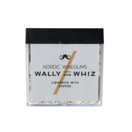 Wally and Whiz Licorice with Coffee 140g