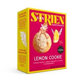 Van Strien Lemon Butter Cookies 120g