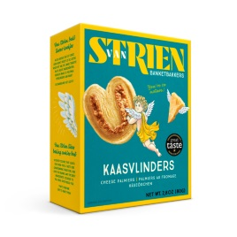 Van Strien Cheese Palmiers 80g