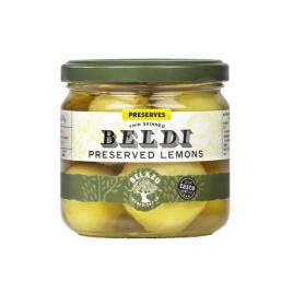 Belazu Ingredient Co. Preserved Lemons 220g