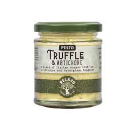 Belazu Ingredient Co. Truffle & Artichoke Pesto 165g