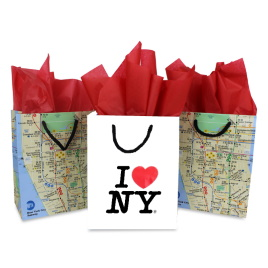 NY Welcome Bags