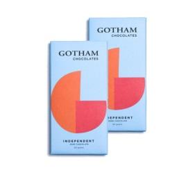 Gotham Chocolate Independent Bar (2 Bars)