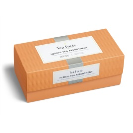 Tea Forte Herbal Tea Assortment Presentation Box