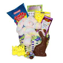Bunny Hop Easter Basket