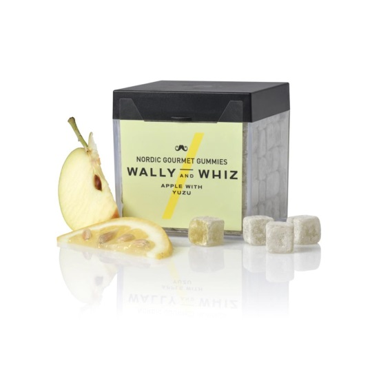 Wally and Whiz Apple with Yuzu 140g