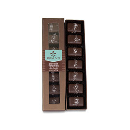 Fran's Gray Salt Caramels (2-pack)