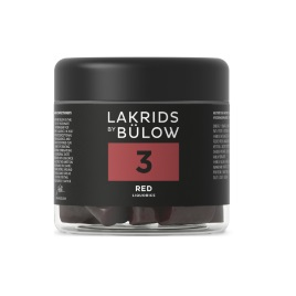 Lakrids No 3 Red Licorice 150g