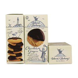 Island Bakery Chocolate Gingers 150g