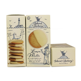 Island Bakery Lemon Melts 150g
