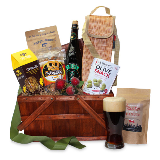 Picnic Beer & Snacks to Go