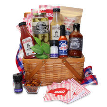 All American BBQ Basket