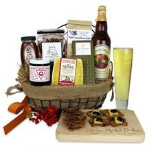 NY Cider Harvest Basket