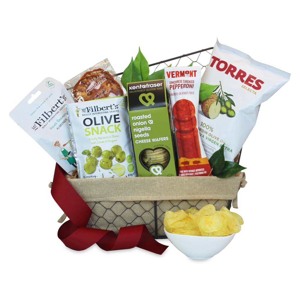Gluten free gifts same day nyc delivery gluten free savory negle
