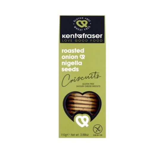 Kent & Fraser Roasted Onion Criscuits