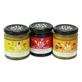 The Bay Tree Co Curd Trio