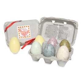 French Scented Soap Eggs