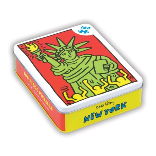 Keith Haring New York Puzzle (100-Piece)