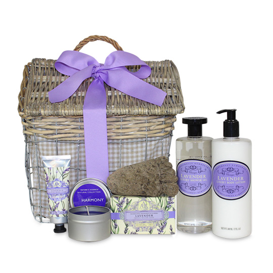 Relaxation Lavender Spa Gift