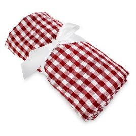 Traditional Gingham Picnic Blanket