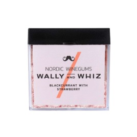 Wally and Whiz Blackcurrant with Strawberry 140g