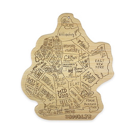 Brooklyn Cutting Board