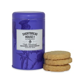 Shortbread House Original Biscuit Tin 140g