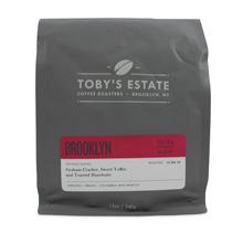 Toby's Estate Coffee Roasters Brooklyn Blend